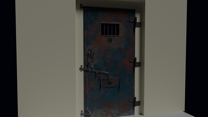 Isolation Cell 9