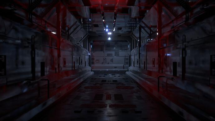 Sci-Fi Corridor 5