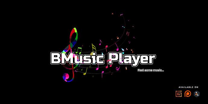 newbg- blendermarket - BMusic
