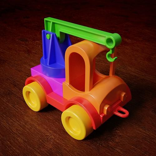 toy truck 01