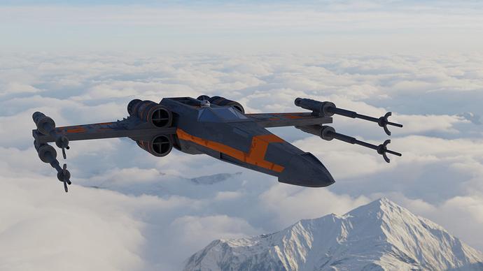 X-Wing V1