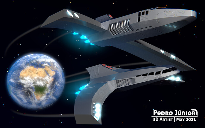 Spaceships Final