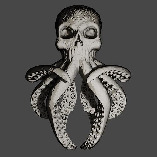 skullTentacles