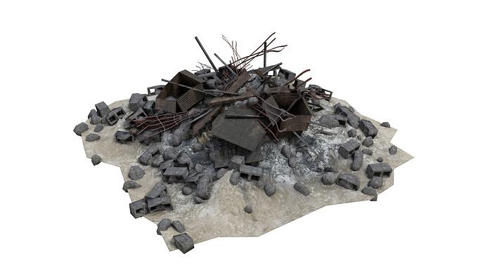 rubblerender