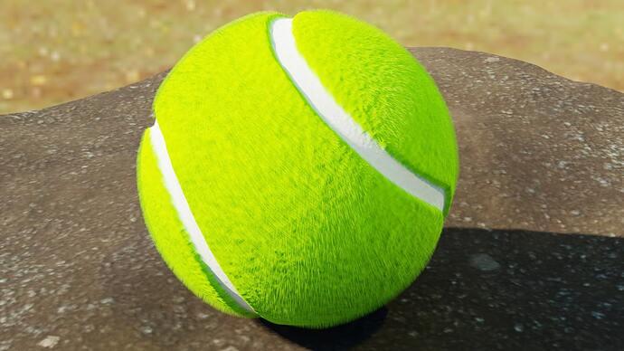 Tennis Ball 2-min
