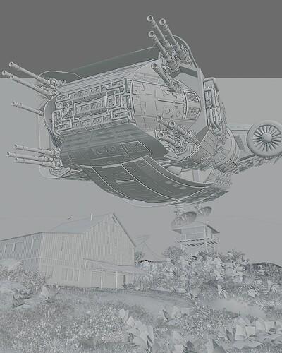 Space invasion 1 v12.1_01 workbench