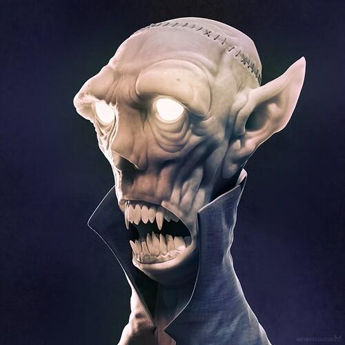 metin-seven_realistic-3d-modeler-sculptor-illustrator_zombie-goblin-vampire-sculpture