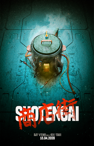 MYoshimura_Shotengai_Poster