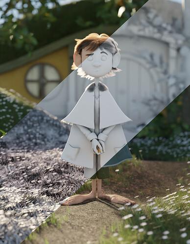 Bilbo Baggins - ClayPLus