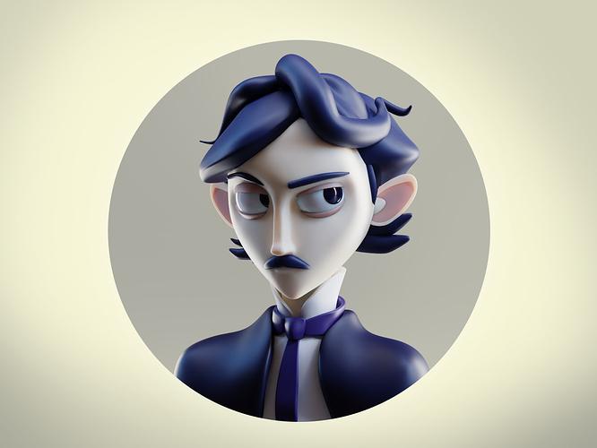 Edgar Alan Poe BA
