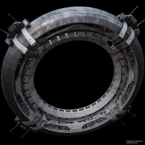 Ring ship 3