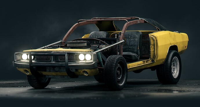 Charger-Frontview-final-artstation