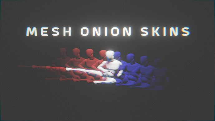 MESH ONION SKINS540