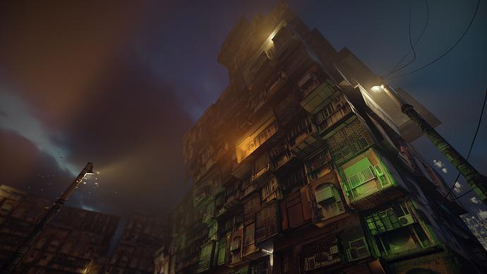Cesium55: Den City