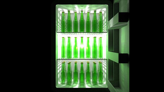 fridge luxcore