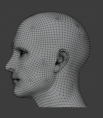 Base head profile