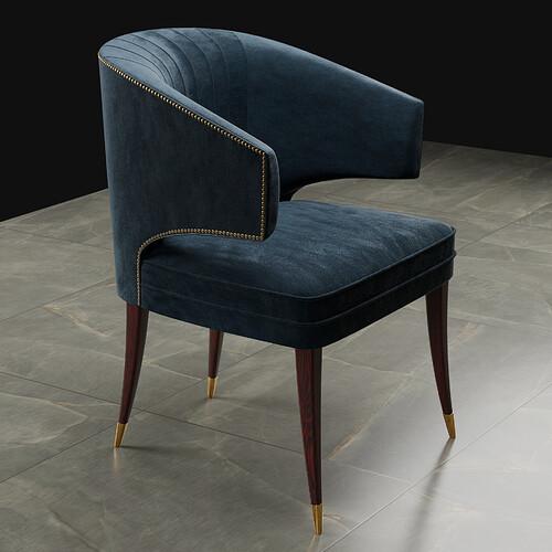 Ibis chair Ready