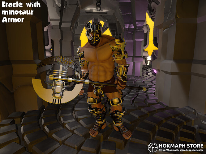 eracle-with-minotaur-armor-hokmaphstore-03