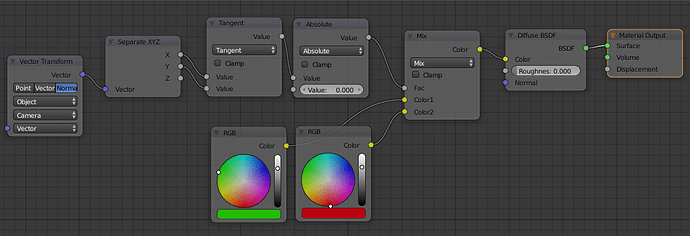 camera-to-color