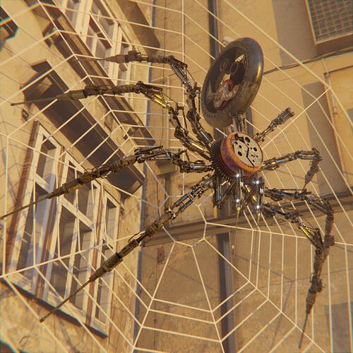 spidersteam