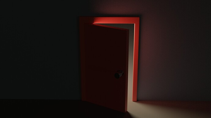 a door always