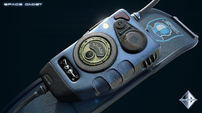 Space Cadet Blue Intercom_R01a