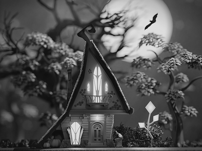 Witch_House_BW