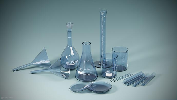 Laboratory Glassware 5