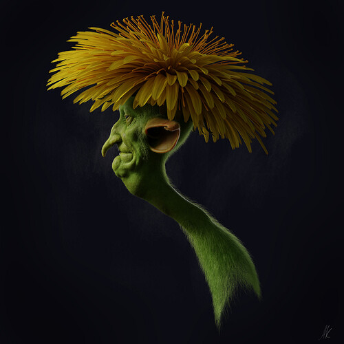 The Dandelion Faery_3