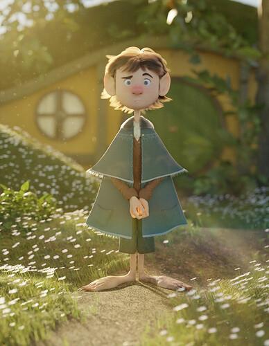 Bilbo Baggins Pós