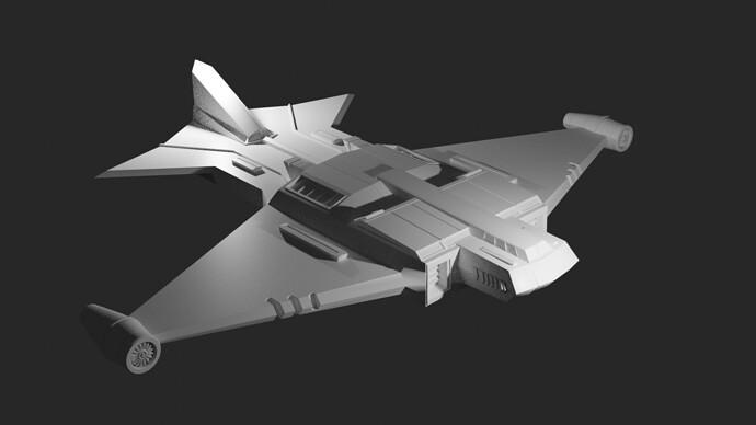 SJ-72 Fighter