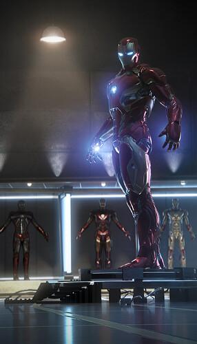 Iron man lab0001 (0-00-00-07)