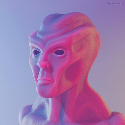 Alien Color Final