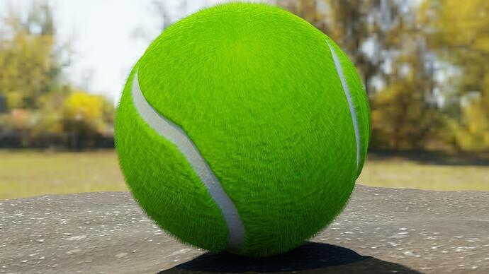 Tennis Ball-min