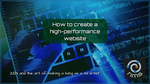 How to create a high-performance website