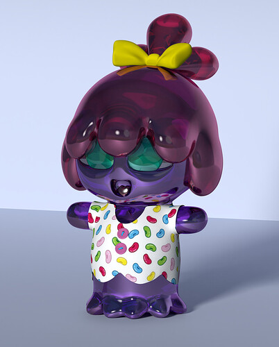 jelly girl v1