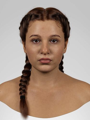 character skin test (flat)