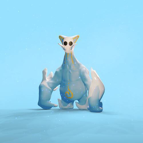 snow monster challenge post3