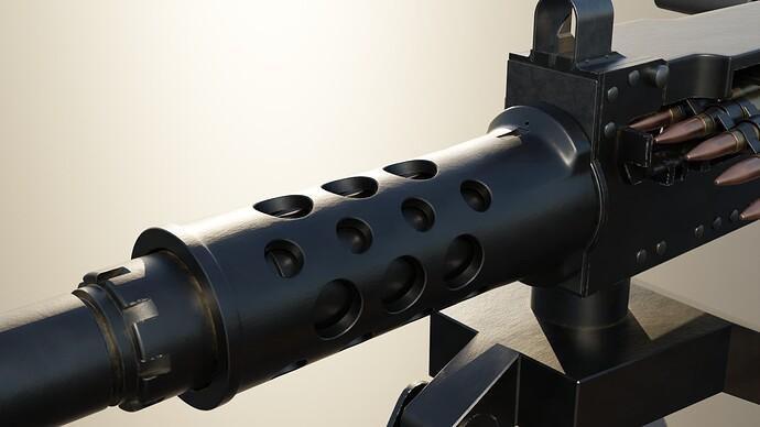 barrel support