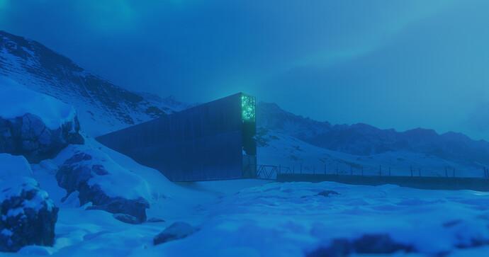 Norwegian Doomsday Vault