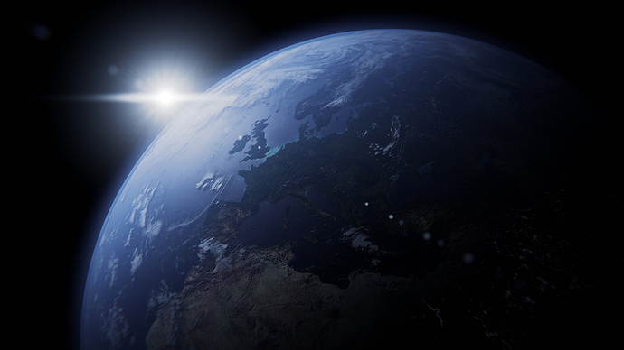 Earth-Render