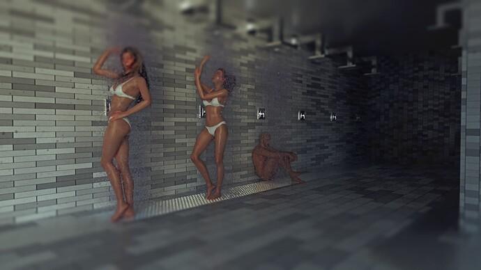 shower final render