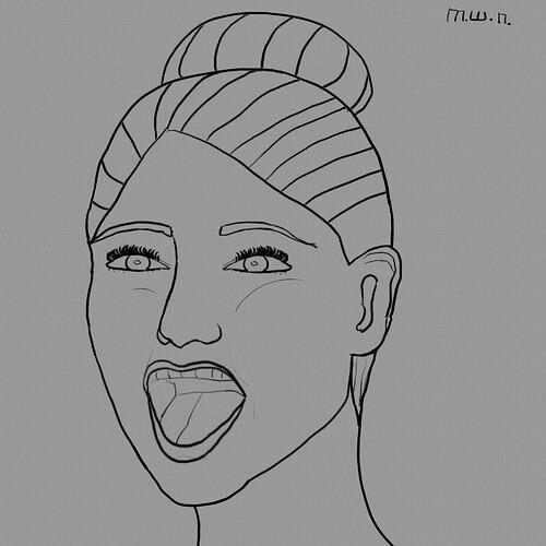 Portrait Angled Practice37
