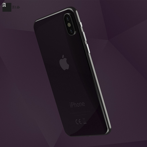 iPhone Purple INST