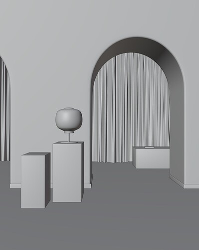 sphere-lamp-solid-view