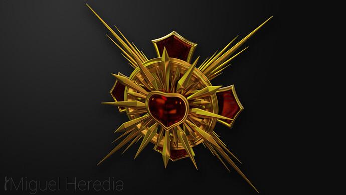 MedallaCorazon-MiguelHeredia