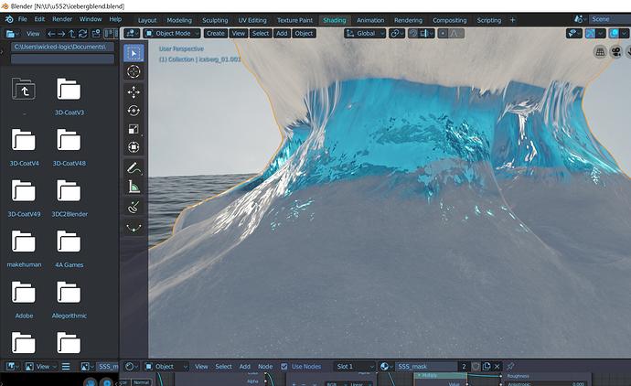 iceberg_early_test_snow