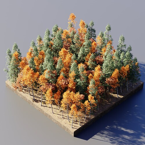 Fall Forest 4