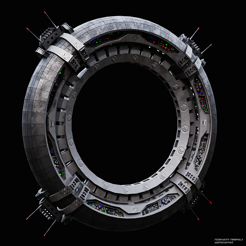 Ring ship 1