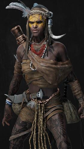 Huntress 3